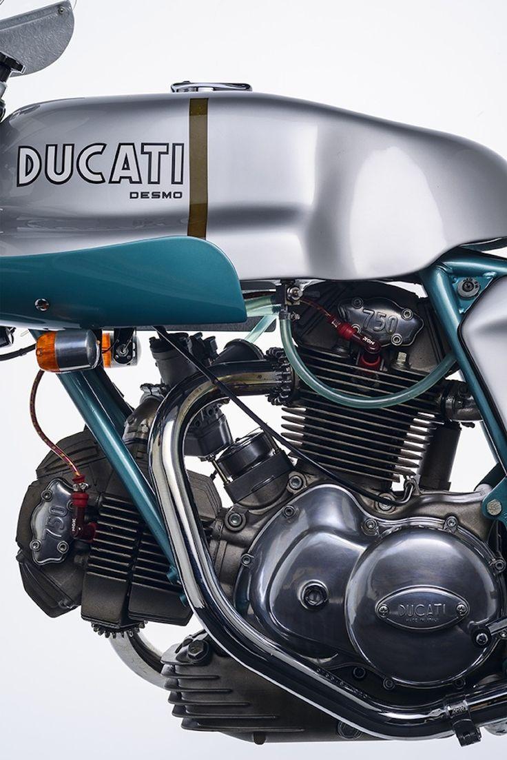 Icône des années 70, la Ducati 750 Super Sport - Virage8