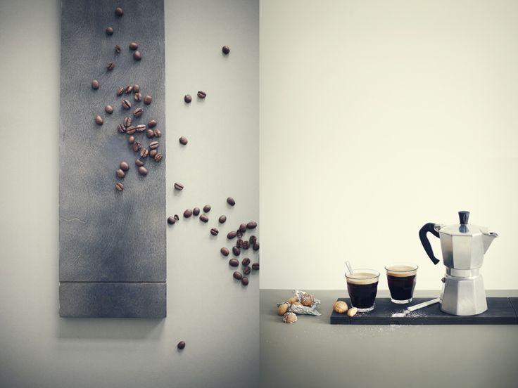 coffee beans | nicky & max <3 #food #photography #styling