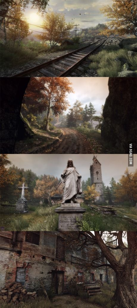 The Vanishing of Ethan Carter - Best looking game ever made, available as a Redux in UE4 (on PC and PS4)!