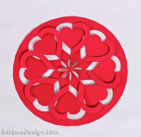 "Ashbee Design: Valentine Ideas • Incire technique. Google the word ""incire"" and you will find templates for more shapes for this technique."