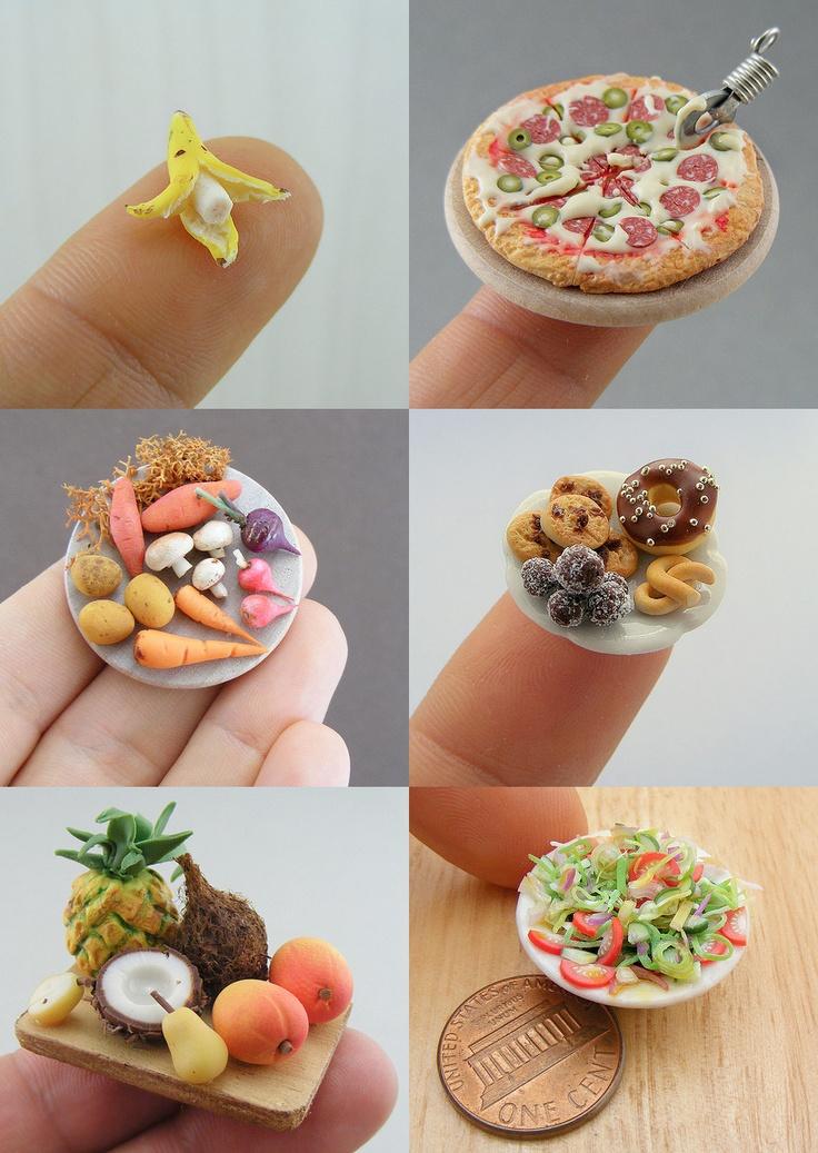 Mini food by Shay Aaron
