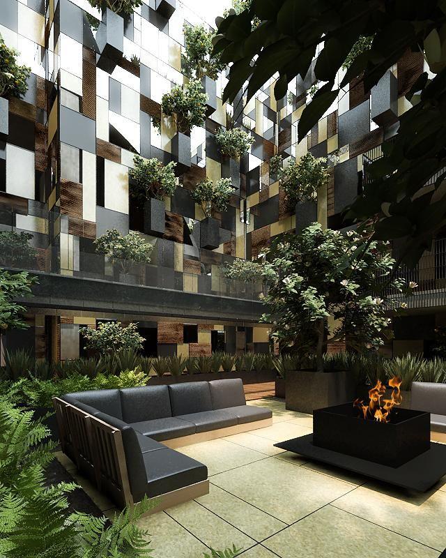 Best Apartment Building Images On Pinterest Architecture