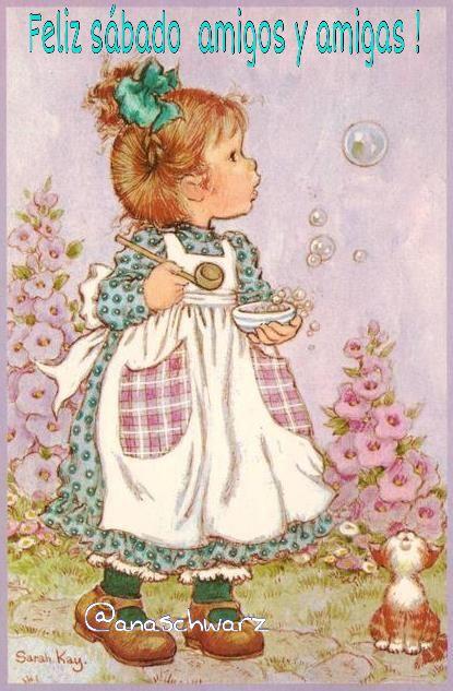 Feliz sábado amigas y amigas !! Happy saturday !!
