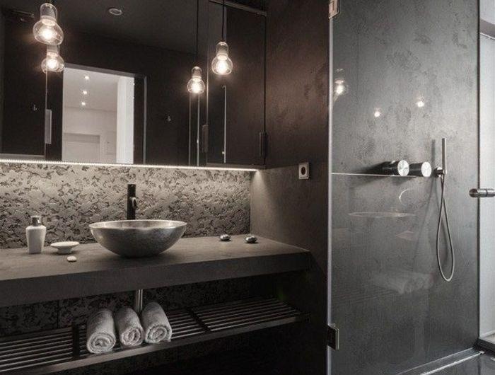Les 25 meilleures id es de la cat gorie faience salle de bain sur pinterest - Jolie salle de bain italienne ...