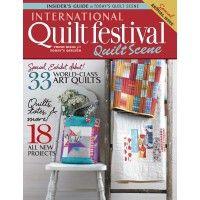 International Quilt Festival Quilt Scene 2013 | InterweaveStore.com