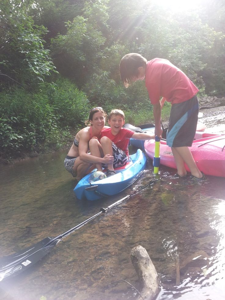 5 tips for kayaking with kids