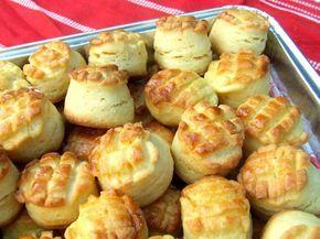 Finom vajas pogácsa, bögrésen - MindenegybenBlog