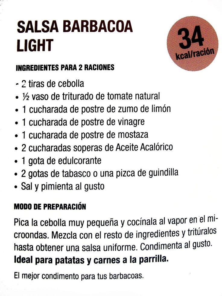 Salsa Barbacoa Light, apta para la dieta Dukan (fase Ataque). No olvidéis que se permite una pequeña cantidad de tomate, cebolla, pimiento y ajo como condimento incluso en Ataque.
