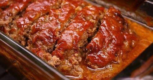 Susan Recipe: Simple Meatloaf Recipe