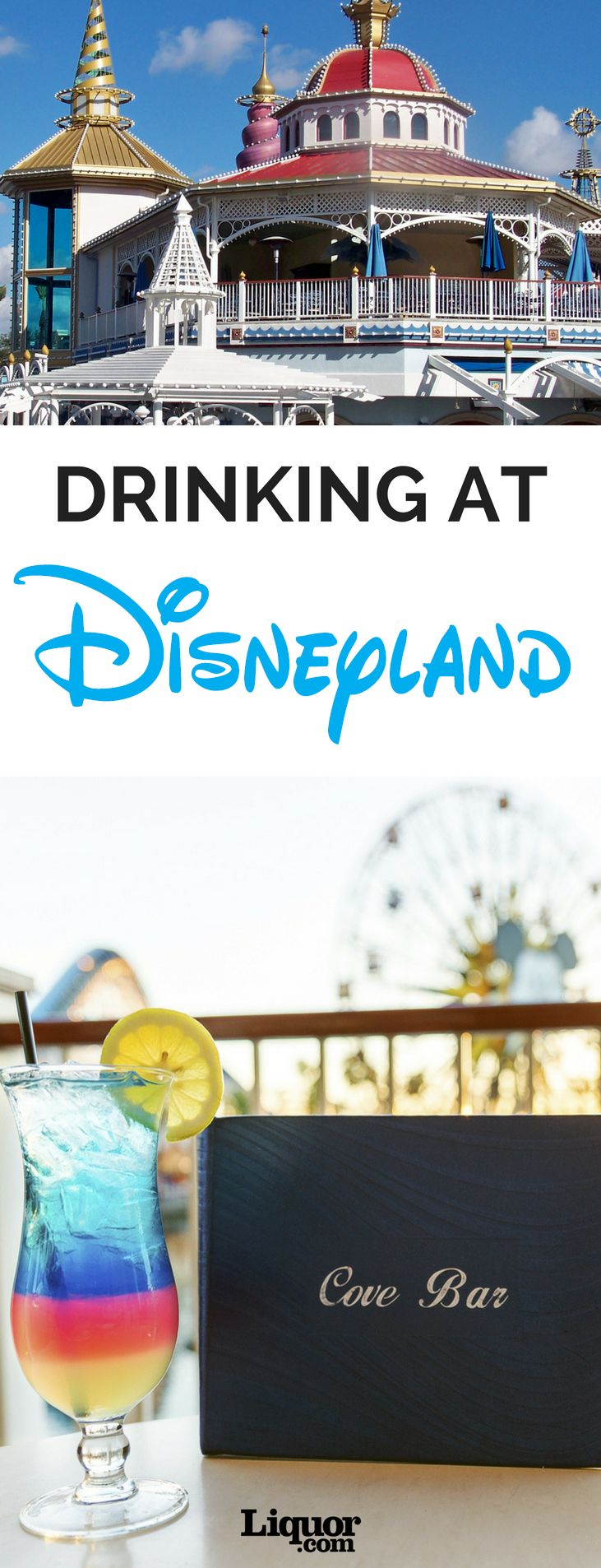 Whether you're planning an adult Disneyland adventure or a quick escape from the maddening maze of ride lines, it's good to know where to find the best drinks at the Happiest Place on Earth. You still can't drink #alcohol inside Disneyland Park itself—at least not without a Club 33 membership—but around the #Disneyland Resort, you'll find all manner of grown-up refreshments.