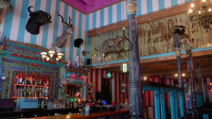 Unicorn Bar in Seattle