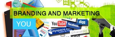 Branding and Marketing YOU!  YOU are the Brand - Take control of your Brand