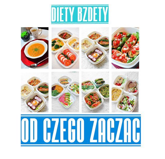 Vaneska Fit Barcelona: Diety Bzdety - Od czego zacząć. Dieta, por dónde e...