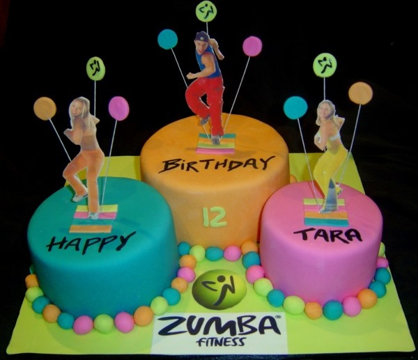 """Zumba Birthday Parties Now Available At """"The Studio"""". Fun"""