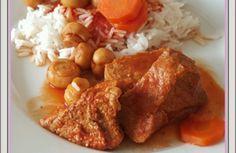 Noix de veau tomates /champignons (Cookeo)