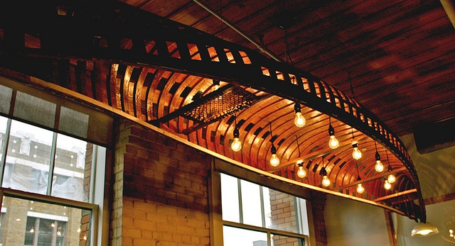 Canoe Light Fixture Around The Office Pinterest