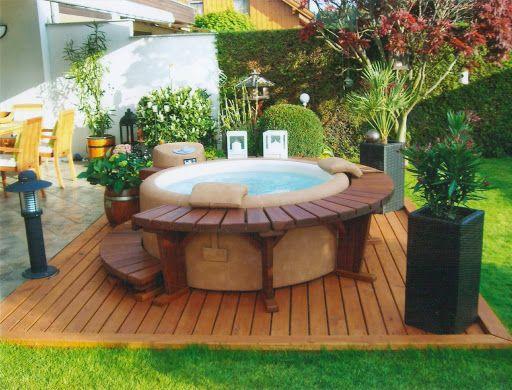 Die besten 25+ Whirlpool selber bauen Ideen auf Pinterest Garten - outdoor whirlpool garten spass bilder