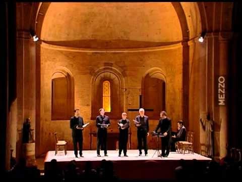 Machaut - Messe de Nostre Dame - Ens. G.Binchois, D.Vellard.avi