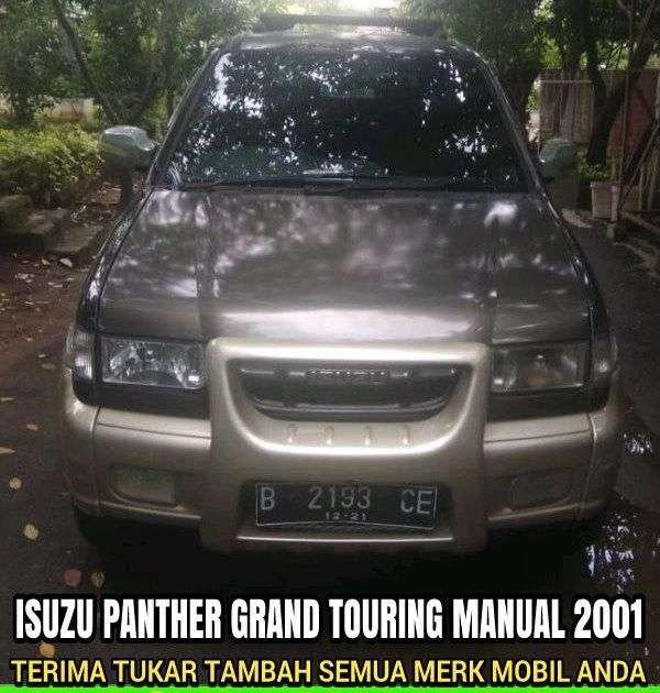 Gambar Mobil Panther Seken Isuzu Panther Touring Manual 2001 2002 Coklat Pajak Panjang A N Ortu Download Panther Touring 2003 Mobil Panther Interior Mobil