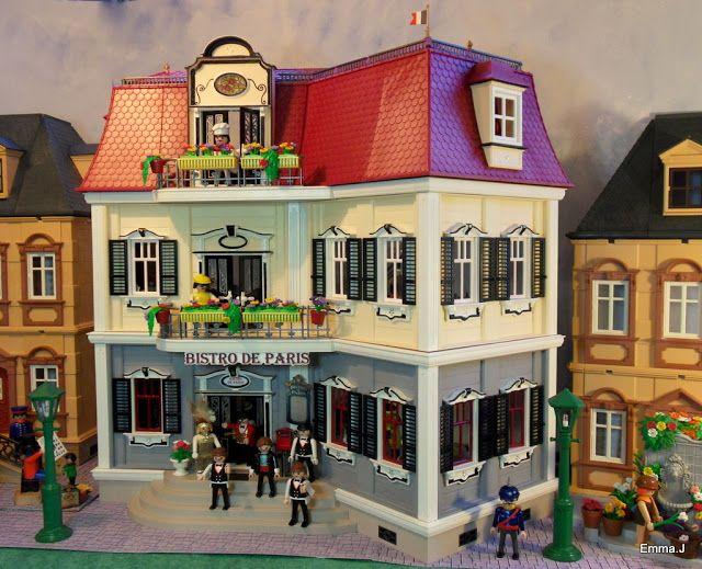 5302 Bistro De Paris ~ Emma.J's Playmobil