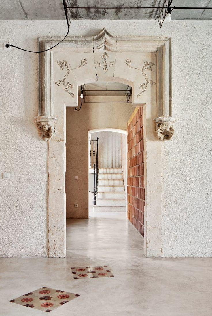 Aulets Architecture, José Hevia · Reform of Oenological Station SPAIN - FELANITX