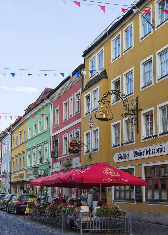 Vilshofen an der Donau (Bayern)