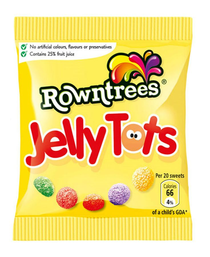 Rowntrees Jelly Tots 150g x 5 Bags Bulk Wholesale in Home, Furniture & DIY, Food & Drink, Sweets & Chocolate   eBay