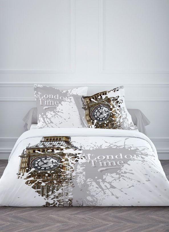 best 20 housse de couette london ideas on pinterest. Black Bedroom Furniture Sets. Home Design Ideas