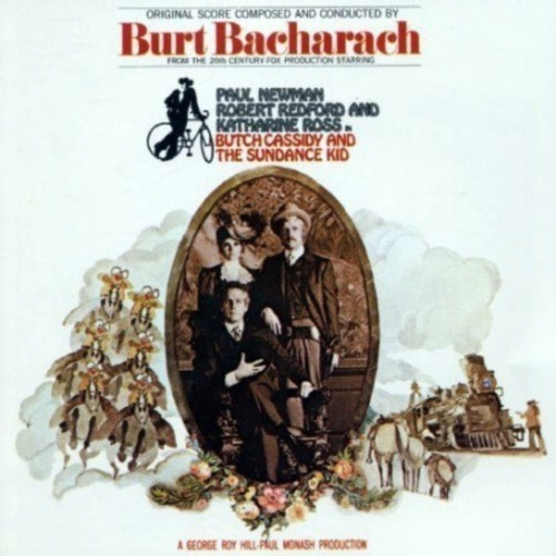 Burt Bacharach - Butch Cassidy and The Sundance Kid [1969]Burts Bacharach, Kids 1969, Movie, Sundance Kids, 1969 Film, Film Posters, Kids Music, Butch Cassidy, Kids Soundtrack
