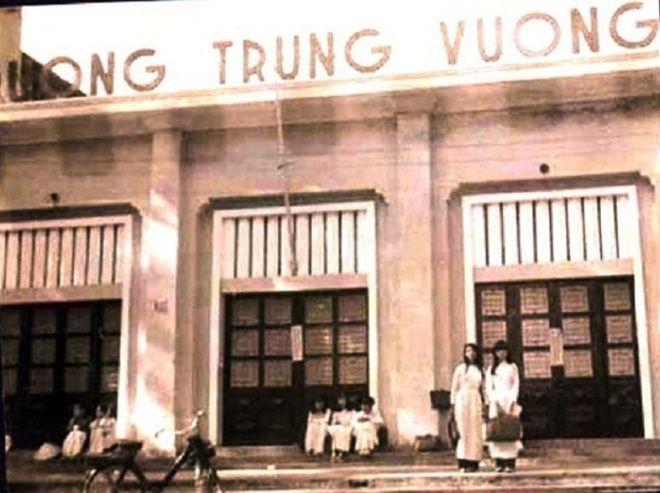 Hình ảnh của những ngôi trường nổi tiếng nhất Sài Gòn xưa - Phần 3: Võ Trường Toản và Trưng Vương trong 2021 | Hình ảnh, Gôn, Tiếng nhật