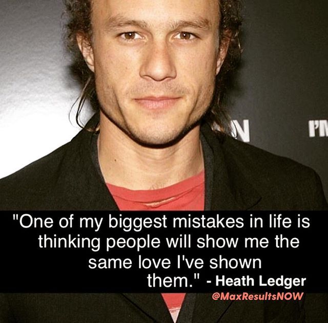 3 things people confuse too often: LOYALTY  LOVE  LEVERAGE . . . . . . . . . . . . . . . . . . . . . . . . . . #wearealifestyle  #love #family #loyalty #trust #goodmorning #smile #hope #happiness #motivation #inspiration #heathledger #success #discipline #kids #memes #friendship #followme  #maxresultsnow #growforwardnow #school #relationships #people #worldwide #luxury #millionaire #quotestoliveby #beautiful