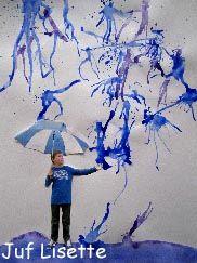 regentekening