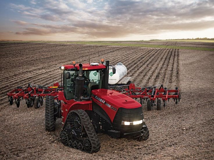 This fall, Case IH is introducing an additional model that will be the highest-horsepower tracked row crop tractor on the market, the new Rowtrac 500. Description from tractordata.com. I searched for this on bing.com/images