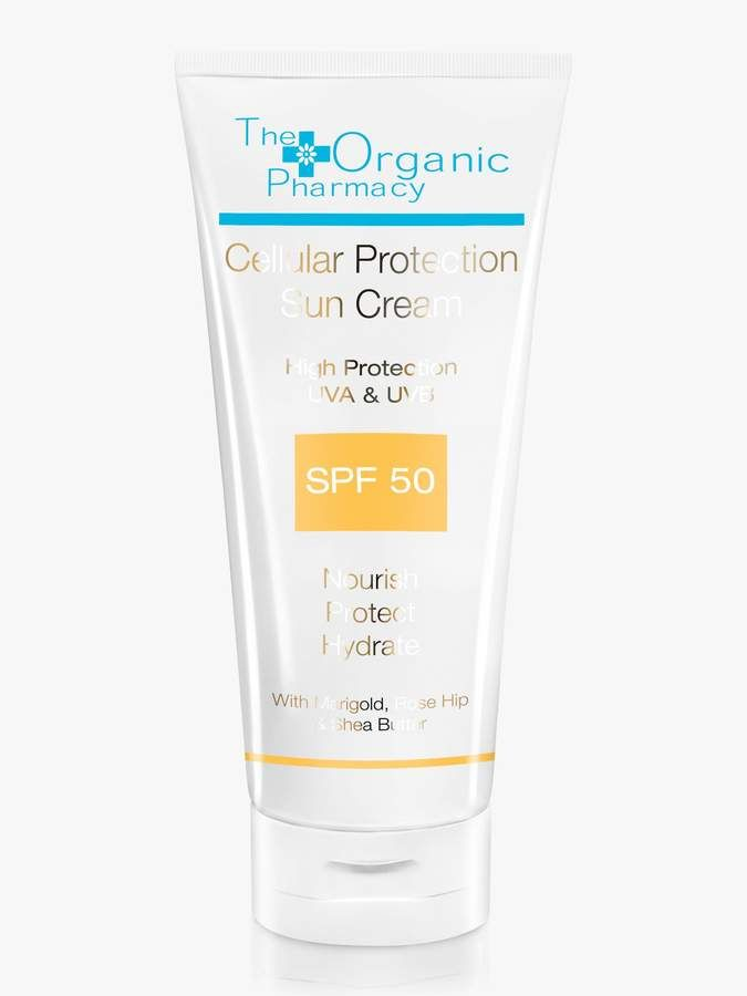 Sunseeker The Organic Pharmacy Cellular Protection Sun Cream Spf