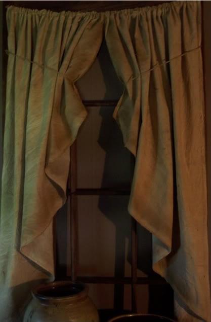 14 Best Images About Primitive Curtains On Pinterest