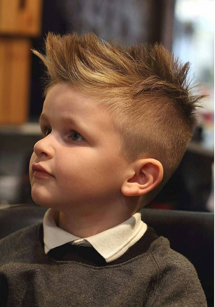 60 Cute Toddler Boy Haircuts Your Kids Will Love Boys Haircuts Toddler Haircuts Kids Hairstyles Boys