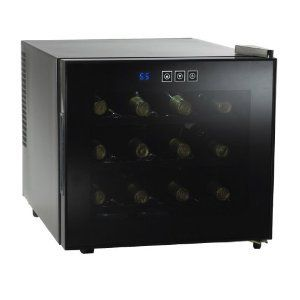 Wine Enthusiast 12 Touchscreen Refrigerator