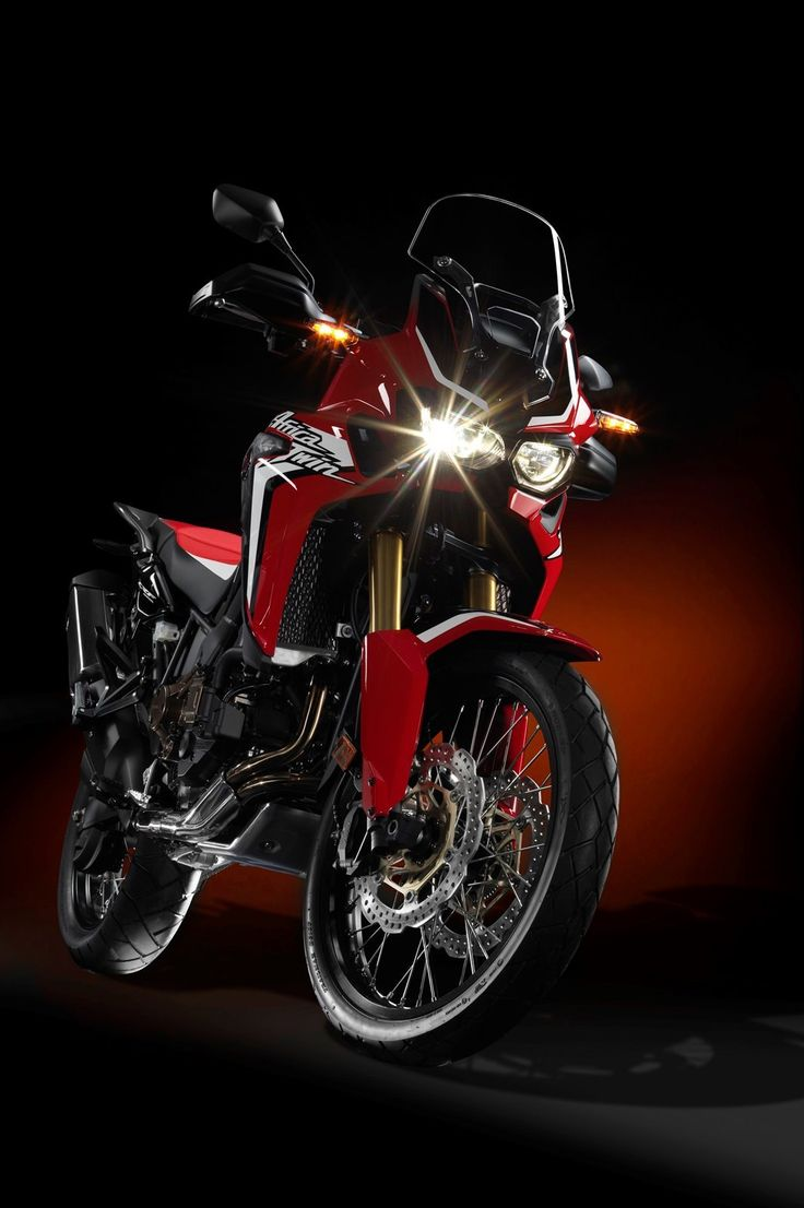 Diavolo leather motorcycle gloves - 2016 Honda Africa Twin Price Horsepower Specs Release Date Info And More On Honda S All New Adventure Motorcycle Bike
