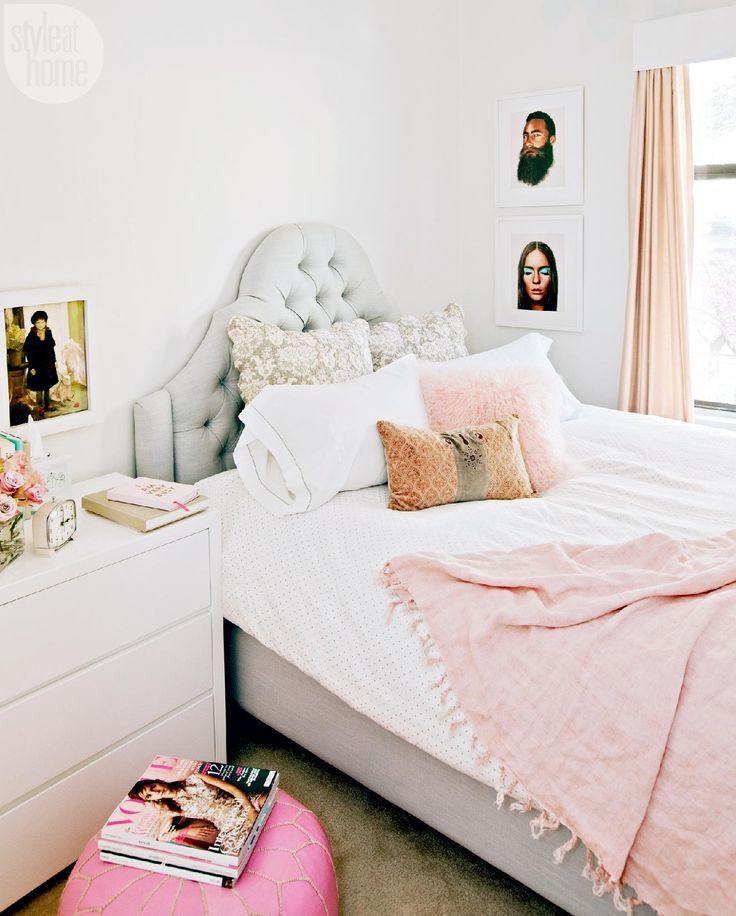 Glam And Gorgeous Bedroom {PHOTO: Janis Nicolay}