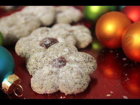 Mohnkringel / Mohnplätzchen / Leckere Weihnachtsplätzchen mit der Gebäckspritze - Murat macht ein paar Plätzchen - YouTube