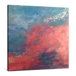 Coral Sea - Hand Painted Artwork