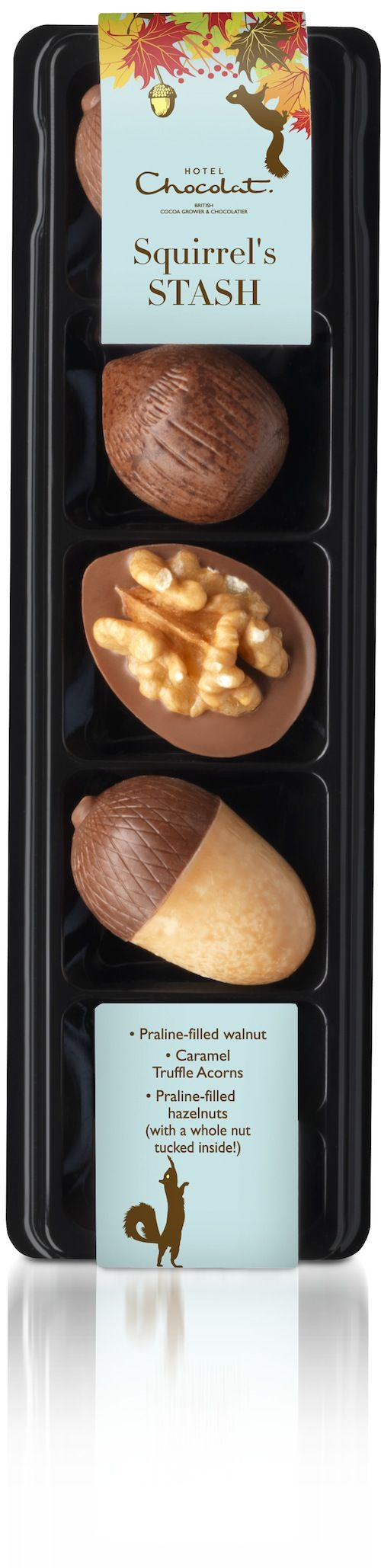 New Autumn Products from Hotel Chocolat They are really quirky with their designs. Big brand!