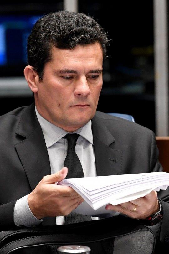 Ação contra blogueiro crítico a Sérgio Moro é tentativa de intimidação e censura diz defesa