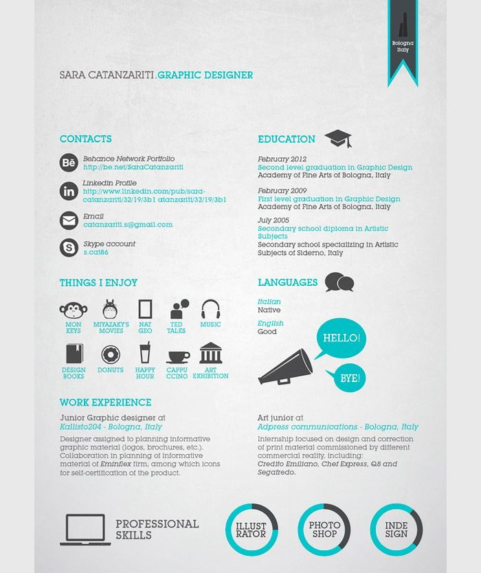curriculum31 50 ejemplos de curriculums originales