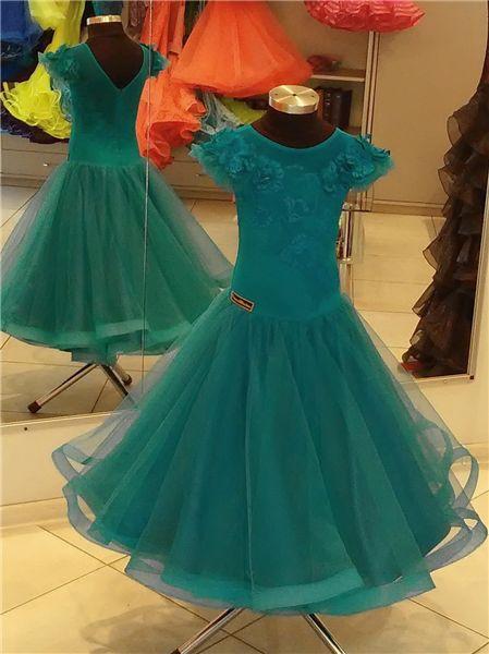 Платье-бейсик.   Blue Zircon-fat N