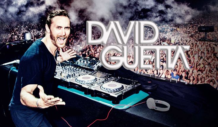 DJ David Guetta!  7 Things you didn't know about him...