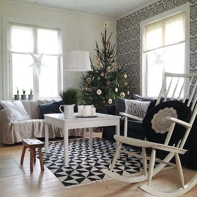 scandinavian homes livingroom johannasandberghome
