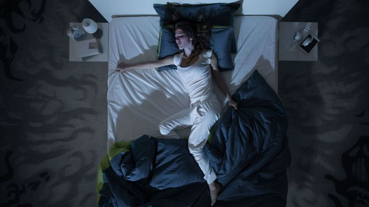 """A few nights of bad sleep upsets brain  