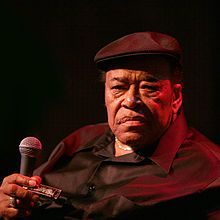 James Cotton (born July 1, 1935, Tunica, Mississippi, United States)is an American blues harmonica player, singer and songwriter, who has performed and recorded with many of the great blues artists of his time as well as with his own band... .
