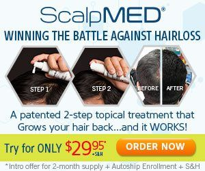 Scalp Med for Hair Growth – Stop Baldness